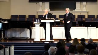 Why Christians Should Influence Government for Good   Dr. Wayne Grudem