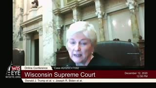 DEFENCE CAUGHT BREAKING State Statute! Wisconsin Supreme Court