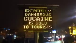 "Amsterdam authorities warn of ""Dangerous Cocaine"""