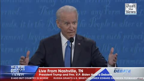 Social media baffled on how final Trump-Biden duel turned into debates on who's Abe