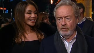 "Ridley Scott hints at ""Blade Runner"" sequel - Video"
