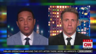 Don Lemon And Chris Cuomo Defend The Officer Who Shot Ma'Khia Bryant