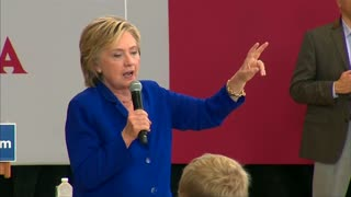 Clinton opposes Keystone pipeline - Video