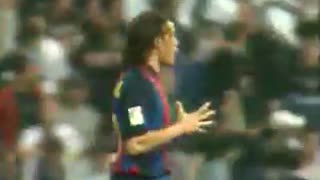 Luis Enrique Vs Real madrid - Video