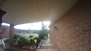 Mysterious Apparition Caught on Doorbell Camera