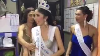 The Funny Miss Universe 2015 - Video