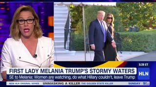 S.E. Cupp to Melania Trump: Leave your 'jerk of a husband' - Video