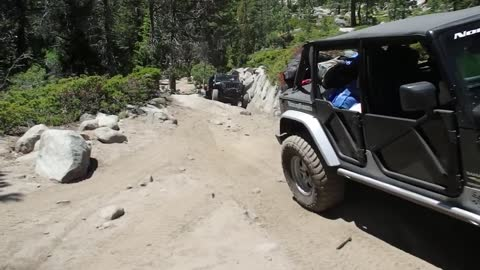 #Rubicon Trail 3