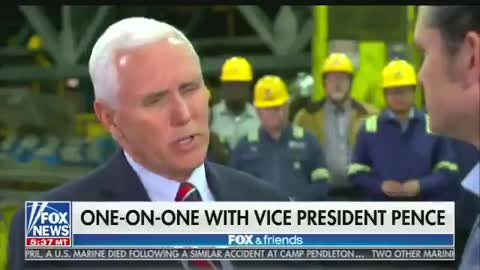Mike Pence calls for Ilhan Omar's removal from committee