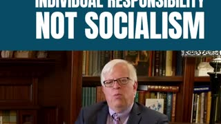 Socialism opposes the American ideal