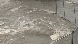 Parking Lot Flood - Video