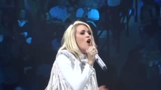 WATCH CARRIE UNDERWOOD'S BEST LIVE VOCALS EVER