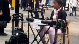 13-Year-Old British Kid Is The Next Beyonce! - Video