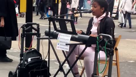 13-Year-Old British Kid Is The Next Beyonce!