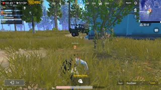 Pubg Mobile Game 2 vs 2 Last Standing Chicken Dinner