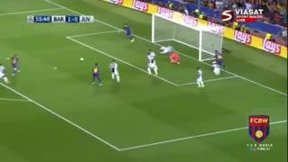 Gol de Rakitic vs Juventus - Video