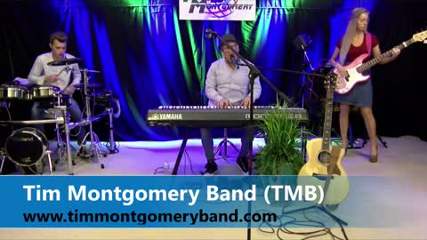 Hey!🖐 Look At What He's Done! Tim Montgomery Band Live Program #383