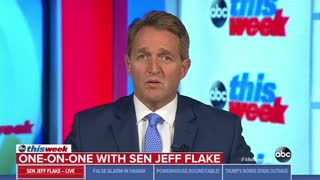 Dear Sen. Flake: Comparing Trump to Stalin is Foolish - Video