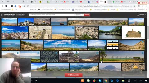 How to find keywords in shutterstock, in a quick and easy way