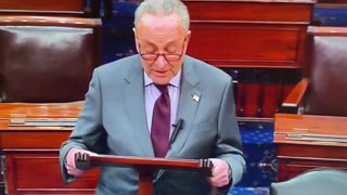 "Schumer Says Trump Incited An ""Erection"""