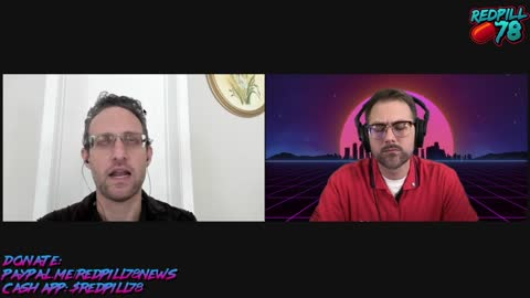 IMPORTANT! Red Pill After Dark - Zach Vorhies Punch Google Lawsuit