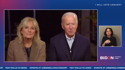 Biden confuses Trump with George ah.... George ahh...