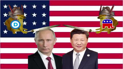 Americans United Against Russia And China