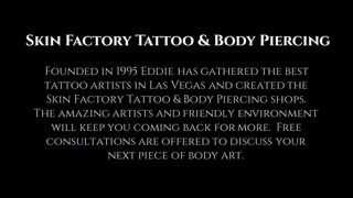 Las Vegas Tattoo Shop - Video