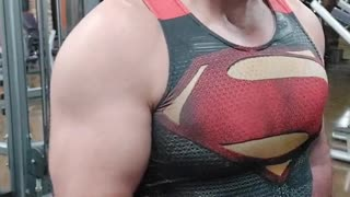 Biceps: Cable Hammer Curls
