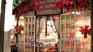 Plastic Bottle House - Video