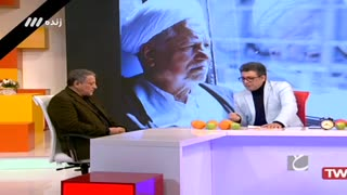 Interview with Rafsanjani's son after his father funeral - Video