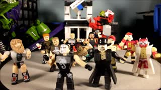 CiiC WWE C3 Construction Blind Pak Review - Video