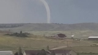 Tornado Touches Down in Wyoming