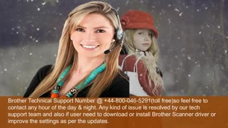 +44-800-046-5291 Brother Scanner Technical support number - Video