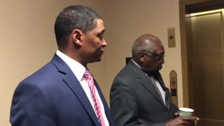 Rep. Clyburn — Conyers Sexual Harassment Different Because He's Elected - Video
