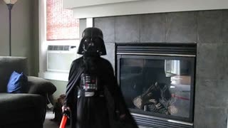 Darth vader imperial march mash up - Video