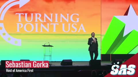 "There is NO such thing as a ""President-Elect""! Sebastian Gorka speaking at #SAS2020"