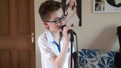 This Kid Could Become The Next Great Irish Country Music Star