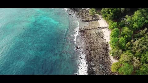 Drone Shots of Beach and Ocean No Copyright Videos for Editing - Free Videos - 4k - FreeCinematics