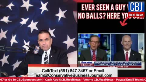 CBJ Real News Show (Part 117): *3* Trump Quotes from CPAC