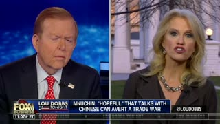 Kellyanne Conway: 'Ridiculous' to Say Trump Isn't Tough on Russia After Diplomat Expulsion - Video