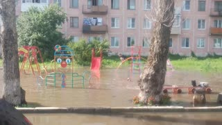 Flooded Playground - Video