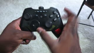 Mad Catz C.T.R.L.R wireless gamepad review - Video