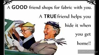 Laugh Your Head Off Quilting Memes