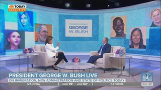 George Bush On Current GOP Party