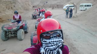 Safari Trip In Dahab Mountains