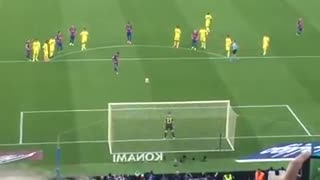Messi Penalty - Video