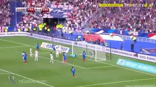 Umtiti Goal for France - Video
