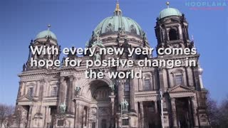 Positive Vibes Around the World For 2017 (for Facebook captioning) - Video