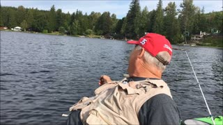 When You Go Fishing on the 4th of July, America Happens! - Video